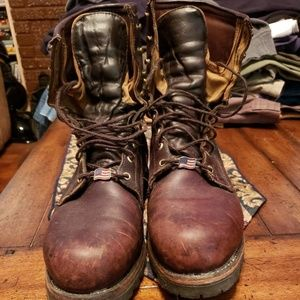 FILSON mens boots size 10.5EE